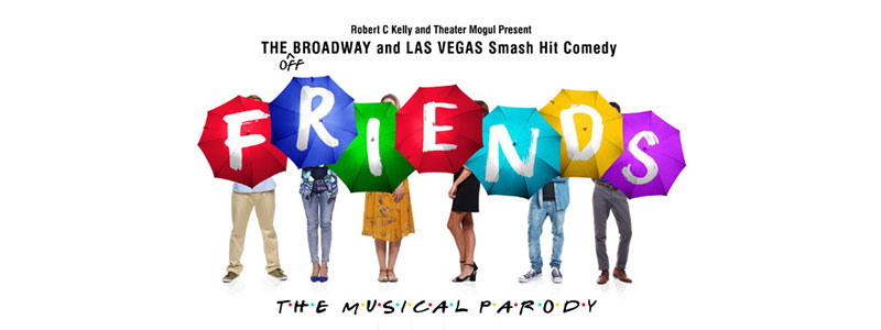Friends: The Musical Parody