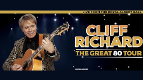 Image of Cliff Richard The Great 80 Tour